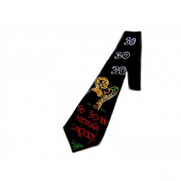 """Krawat """"Po 30-tce można więcej"""""""